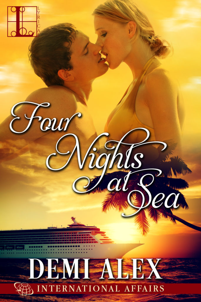 Book Cover: Four Nights at Sea