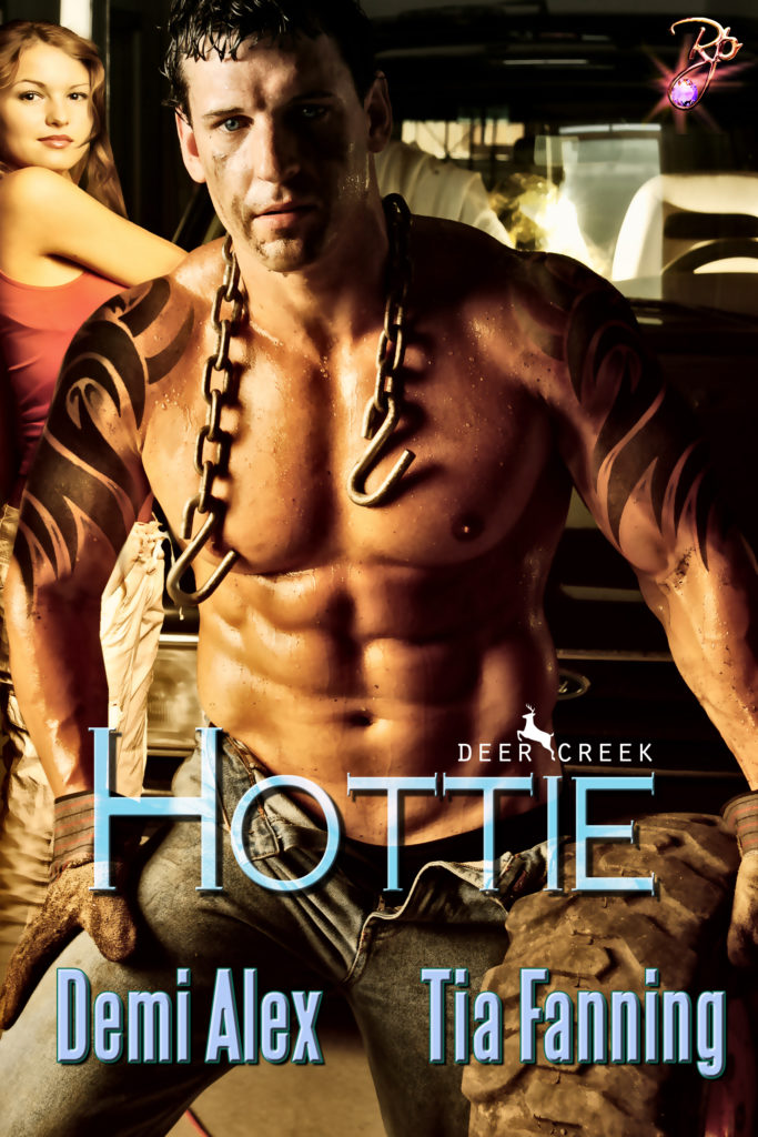 Book Cover: Hottie
