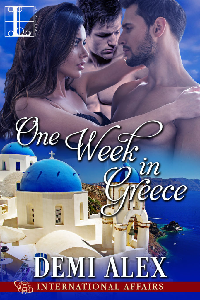 Book Cover: One Week in Greece